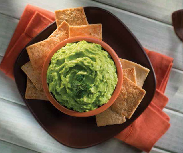 Guacamole With Mint