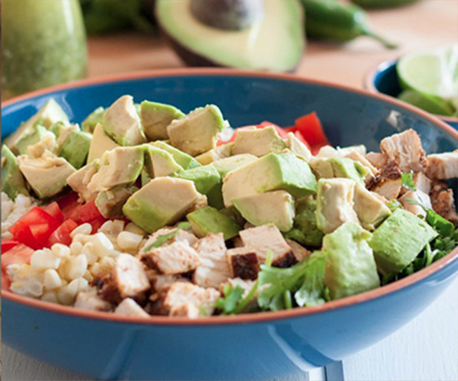 Mexican Cobb Salad